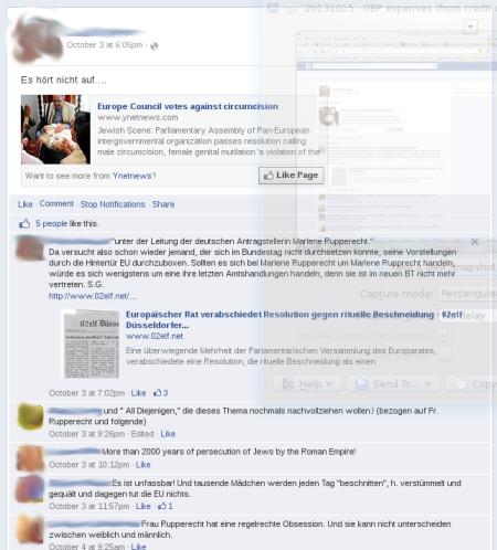 facebook thread circumcision #1