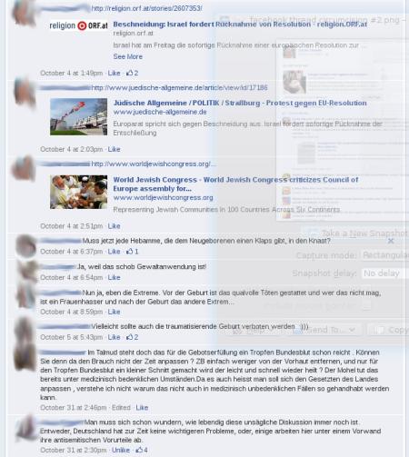 facebook thread circumcision #2