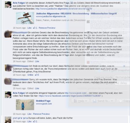 facebook thread circumcision #5