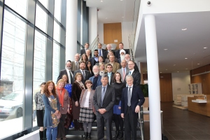 20140327 ECRL Brussels - group photo