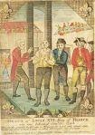 Die Hinrichtung von Louis XVI. Im Judentum wurde die Guillotine nie befürwortet