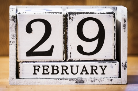 calender - leap day