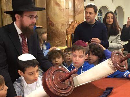 Torah - חגיגת_החומש