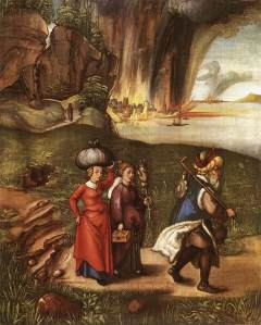 albrecht_durer_-_lot_fleeing_with_his_daughters_from_sodom_-_wga06928