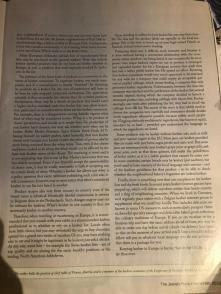 Halacha - Keeping kosher in Europe (Jewish Press) - pg2